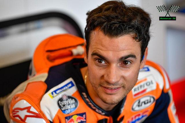 ดานี่-เปโดรซ่า-ขึ้นเเท่นผู้ชนะมากสุด-MOTO-GP